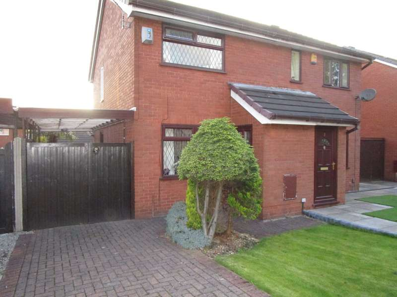 2 Bedrooms Semi Detached House for sale in Kirkless Street, Aspull