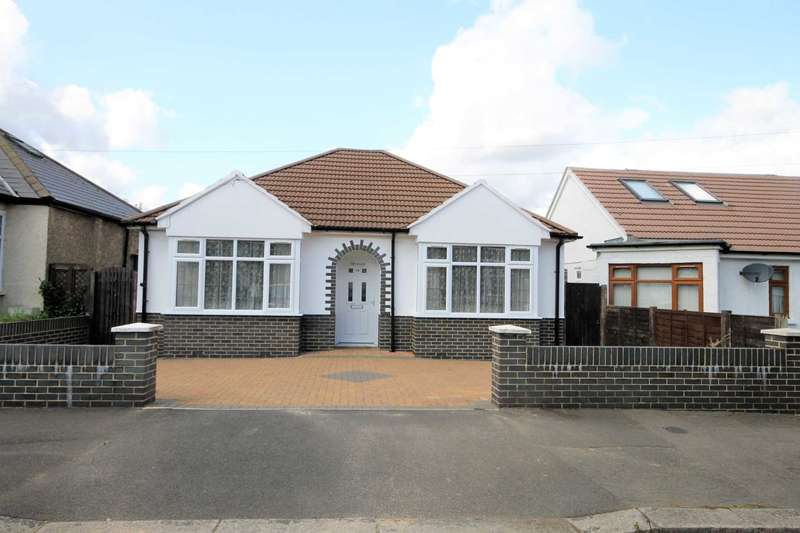 2 Bedrooms Bungalow for sale in Edward Avenue, Morden