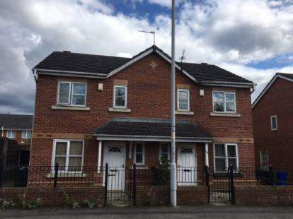 3 Bedrooms Semi Detached House for sale in Venture Scout Way, Manchester, Greater Manchester