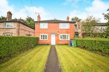 2 Bedrooms Flat for sale in Godbert Avenue, Chorlton, Manchester, Greater Manchester