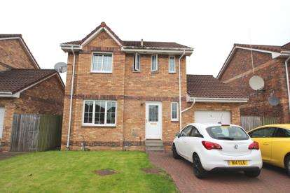 3 Bedrooms Detached House for sale in Onslow Street, Livingston