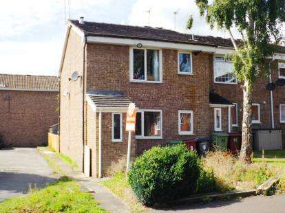 1 Bedroom Flat for sale in Springfield Close, Eckington, Sheffield, Derbyshire