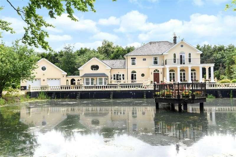 7 Bedrooms Detached House for sale in East Bilney, Mid Norfolk
