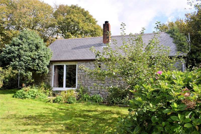 2 Bedrooms Barn Conversion Character Property for sale in Retallack Farm, Constantine, Nr Falmouth
