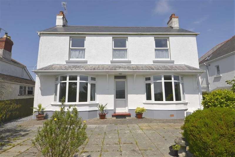 5 Bedrooms House for sale in Nymsfelle, The Ridgeway, Saundersfoot, Pembrokeshire, SA69