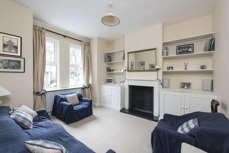 2 Bedrooms Flat for sale in Tennyson Street, SW8
