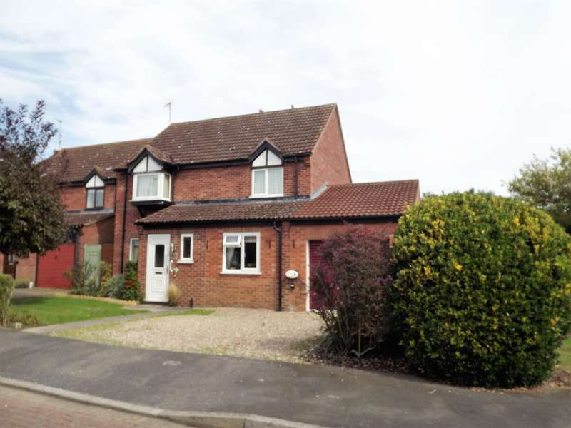 3 Bedrooms Detached House for sale in St. Leonards Close, Woodhall Spa, LN10 6SX