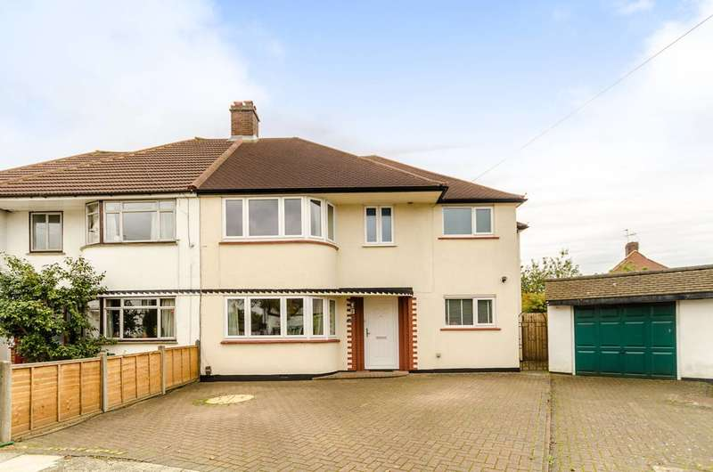 4 Bedrooms House for sale in Meadow Hill, New Malden, KT3