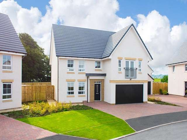 4 Bedrooms Detached House for sale in Beautiful 4 bedroom large family home