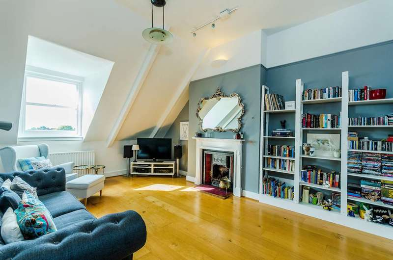 2 Bedrooms Flat for sale in Broadhurst Gardens, South Hampstead, NW6