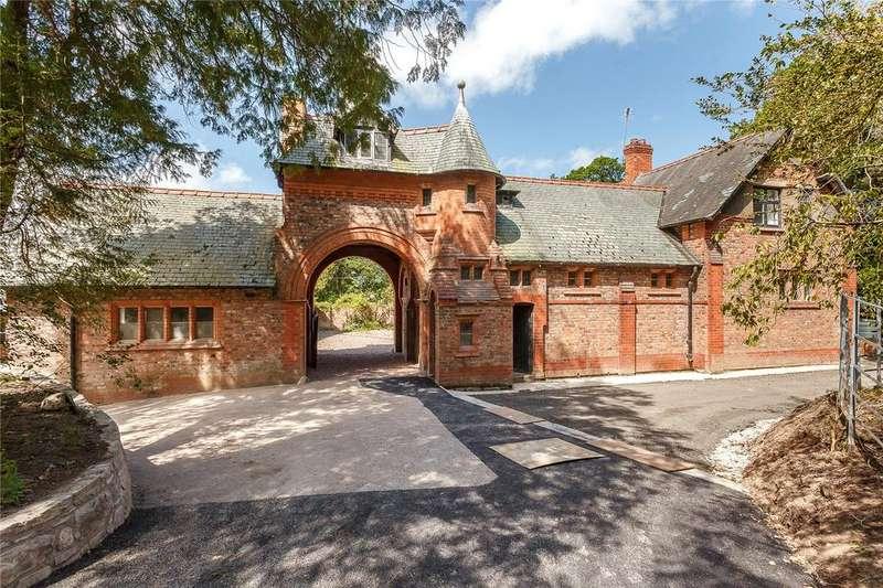 2 Bedrooms Detached House for sale in Bryn Asaph, Upper Denbigh Road, St. Asaph, Denbigshire