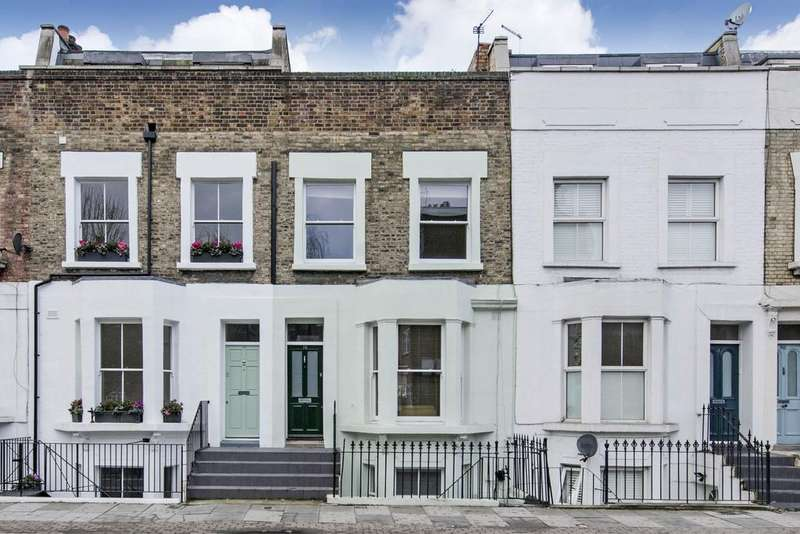 1 Bedroom Flat for sale in Latchmere Road, SW11