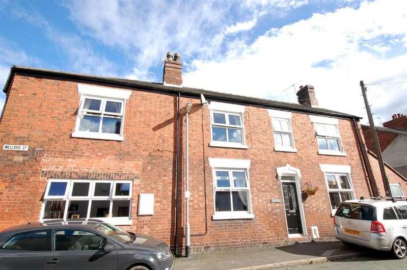 3 Bedrooms Detached House for sale in Mellard Street, Audley, Stoke-On-Trent, Staffs