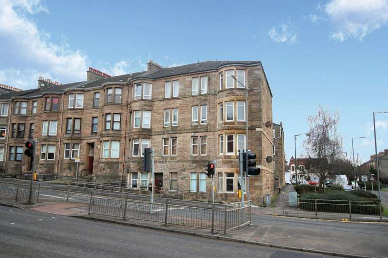 1 Bedroom Ground Flat for sale in 0/2, 218 Bearsden Road, Anniesland, Glasgow, G13 1JX