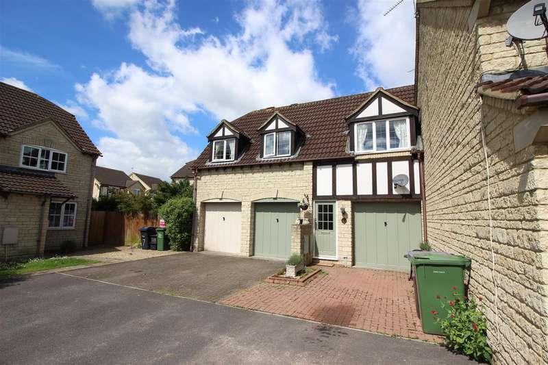 1 Bedroom Flat for sale in Huntingdon Way, Chippenham