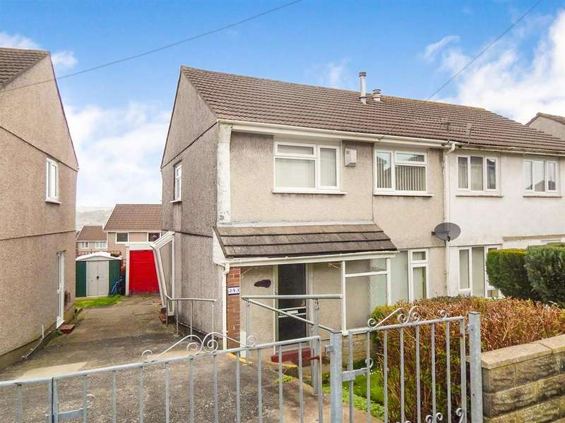 3 Bedrooms House for sale in Mansel Road, Bonymaen, Swansea