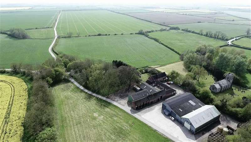 Land Commercial for sale in Skerne, Driffield, East Yorkshire, YO25