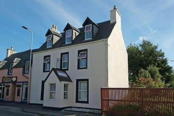 4 Bedrooms Semi-detached Villa House for sale in Hillview, Broadford, Isle of Skye, IV49 9AE