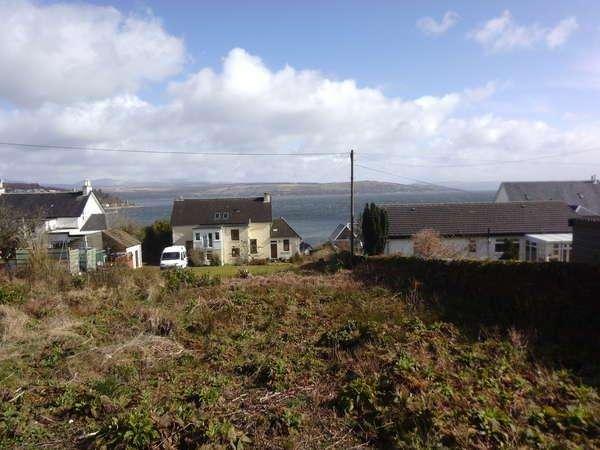 Plot Commercial for sale in Plot of Land at 27 - 29 Eccles Road, Hunters Quay, Dunoon, PA23 8LB