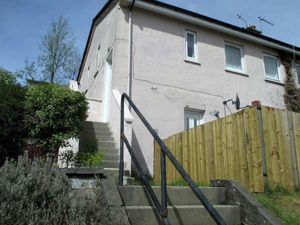 1 Bedroom Flat for sale in 203 Montrose Street, Clydebank, G81 2PF