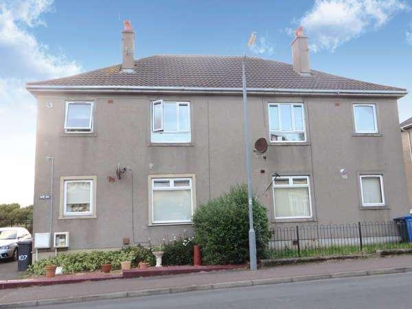 1 Bedroom Flat for sale in 107 Barrie Terrace, Ardrossan, KA22 8AZ