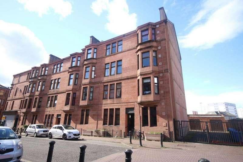 1 Bedroom Flat for sale in 2/2, 100, Stratford Street, North Kelvinside, Glasgow, G20 8SF