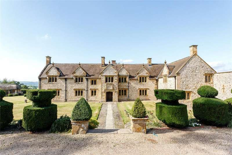 7 Bedrooms Detached House for sale in Hawkchurch, Axminster, Devon