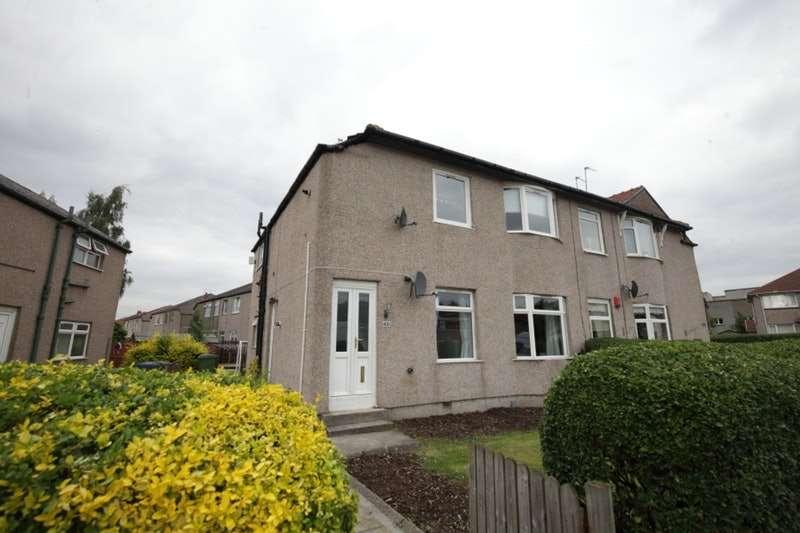 3 Bedrooms Flat for sale in Castlemilk Road, Glasgow, Lanarkshire, G44