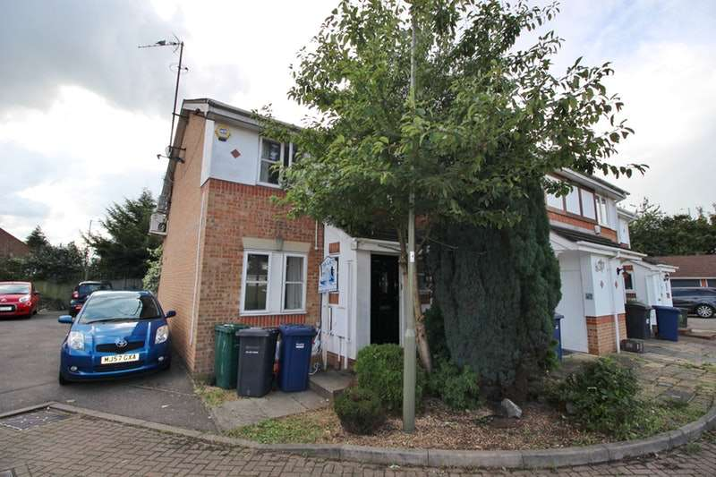 3 Bedrooms End Of Terrace House for sale in aylesham close, london, Middlesex, NW7
