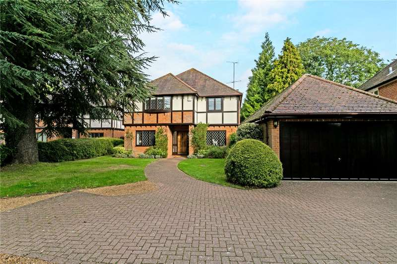 4 Bedrooms Detached House for sale in St. Andrews Road, Henley-on-Thames, RG9