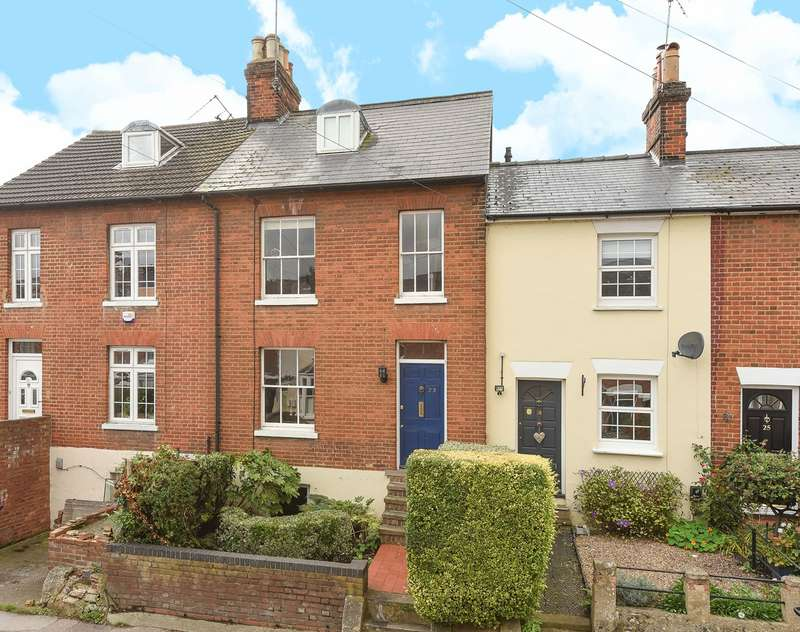 4 Bedrooms Terraced House for sale in Ickleford Road, Hitchin, SG5