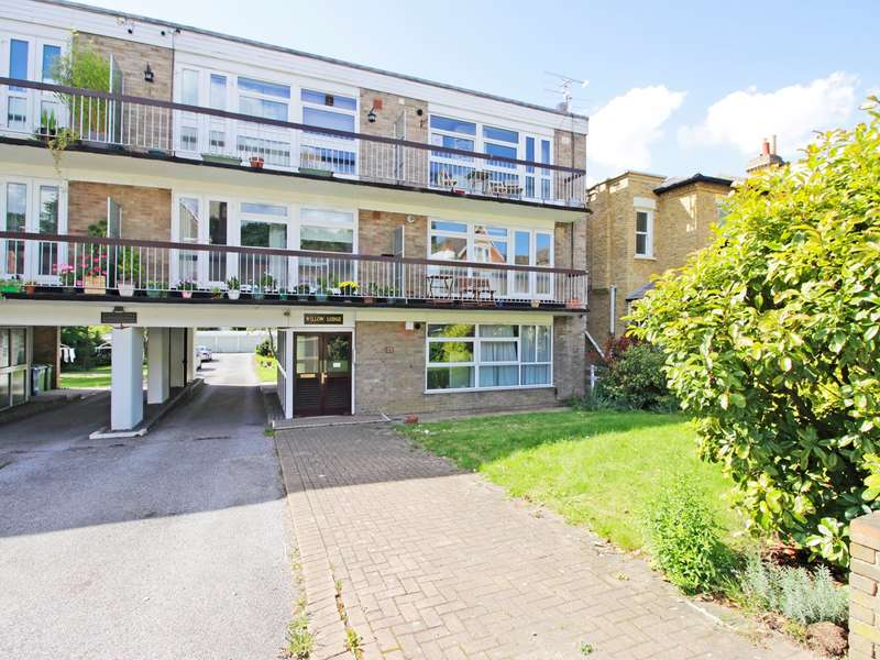 2 Bedrooms Flat for sale in Wood Vale, Forest Hill, London, SE23