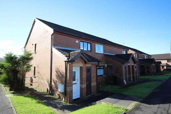 1 Bedroom Flat for sale in 89 Bournemouth Road, Gourock, PA19 1HN