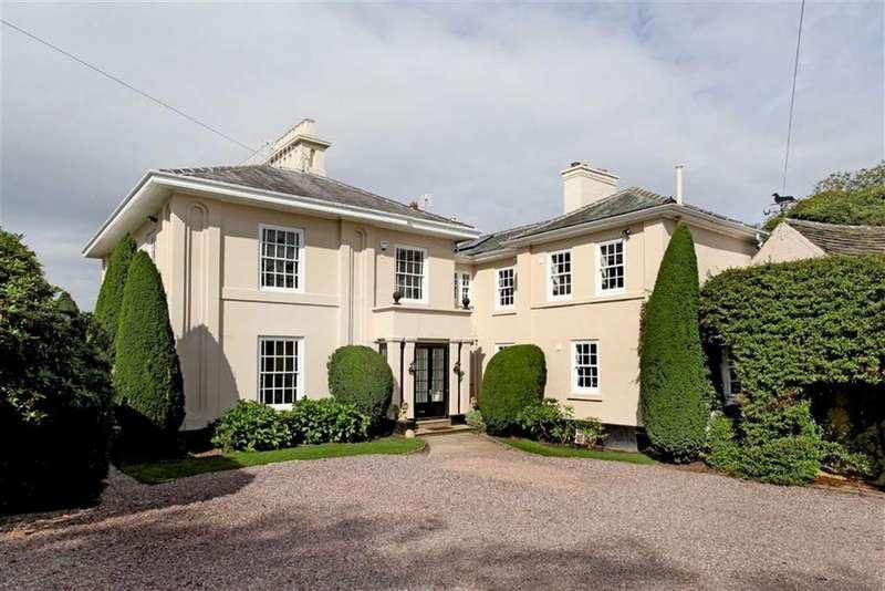 4 Bedrooms Detached House for sale in Andertons Lane, Henbury