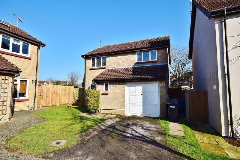 4 Bedrooms Detached House for sale in Bishop's Stortford