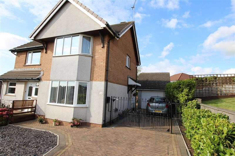 2 Bedrooms Semi Detached House for sale in Buttermere Drive, MILLOM