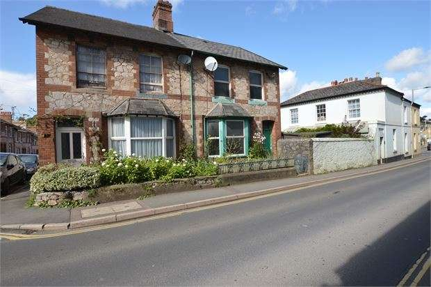 4 Bedrooms Semi Detached House for sale in Wolborough Street, Newton Abbot, Devon. TQ12 1LJ