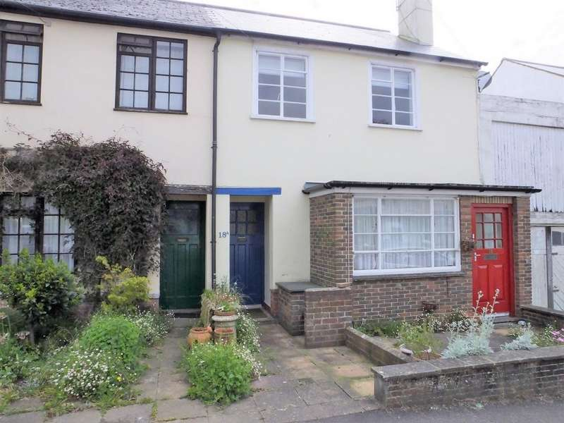1 Bedroom Flat for sale in New Road, Saltwood, CT21