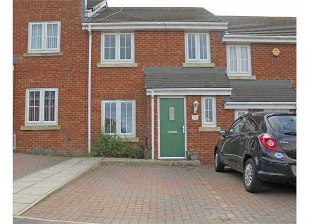 3 Bedrooms Terraced House for sale in Wentbridge, Sunderland, Tyne and Wear