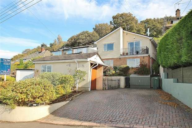 3 Bedrooms Detached House for sale in Nore Road, Portishead, Bristol