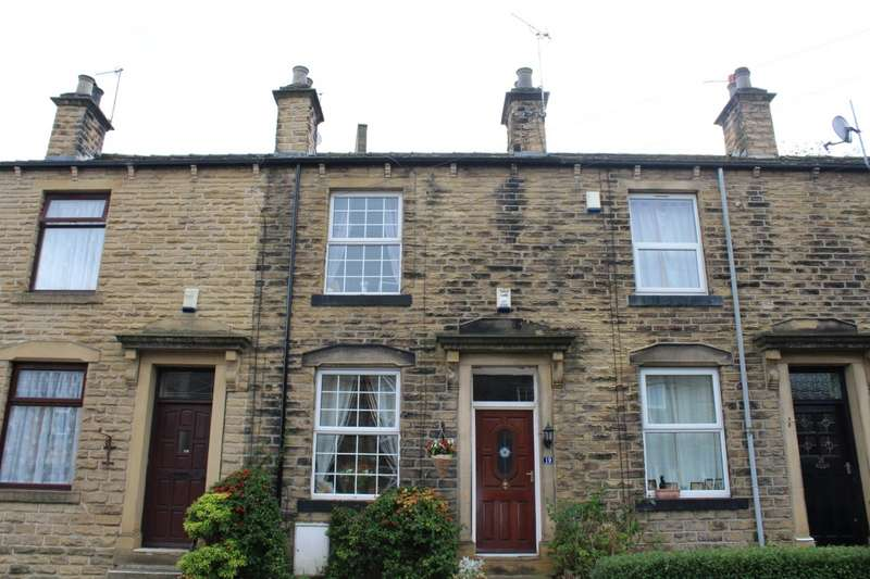 2 Bedrooms Terraced House for sale in Bryan Street, Farsley, LS28