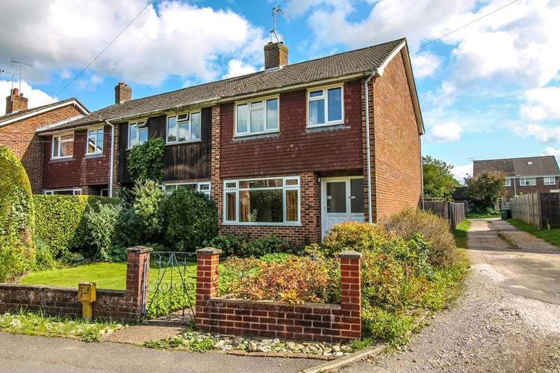 3 Bedrooms End Of Terrace House for sale in Newfield Road, Liss