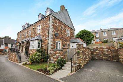 Semi Detached House for sale in Rhind Street, Bodmin, Cornwall