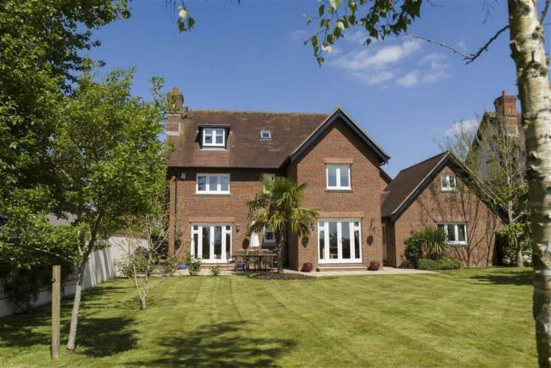 5 Bedrooms Detached House for sale in Witchampton Mill, Wimborne, Dorset