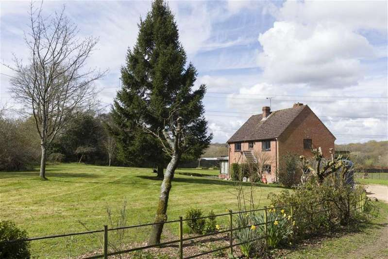 4 Bedrooms Detached House for sale in Paradise Lane, Wimborne, Dorset