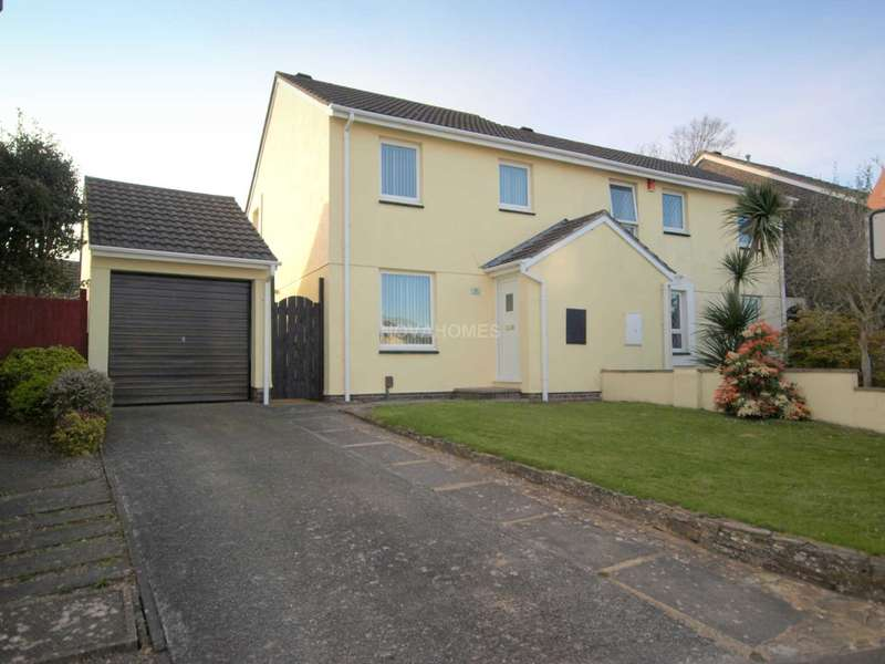 3 Bedrooms Semi Detached House for sale in Lower Burraton, Saltash.