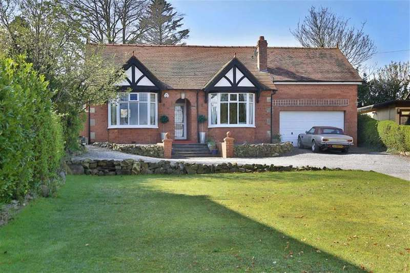 4 Bedrooms Detached House for sale in Crewe Road, Crewe, Cheshire