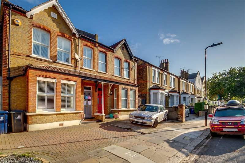 4 Bedrooms Semi Detached House for sale in Albany Road, Ealing, W13 8PG