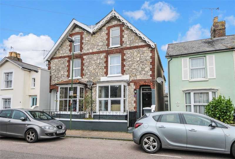 4 Bedrooms Semi Detached House for sale in Cleveland Road, Chichester, West Sussex, PO19
