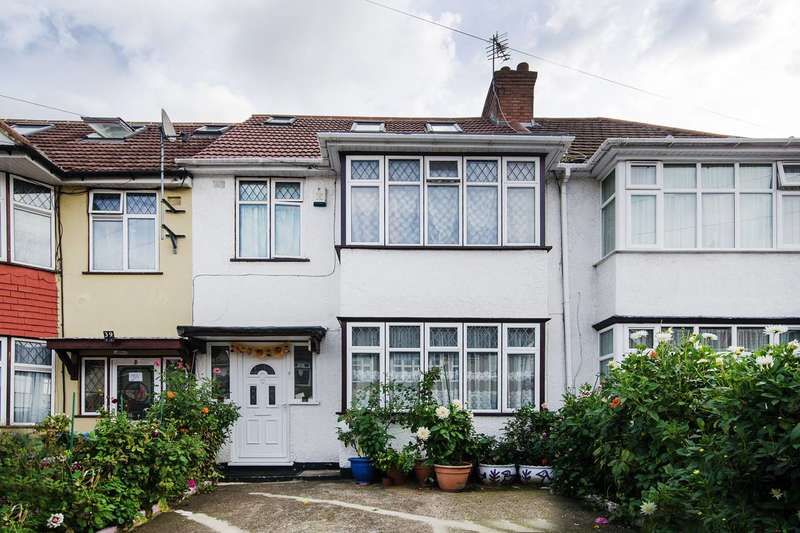 5 Bedrooms House for sale in Woodside Avenue, Alperton, HA0